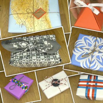 Hogyan csomagoljunk ajándékot - 8 egyszerű csomagolási ötlet