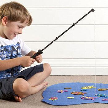 Horgász játék gyerekeknek