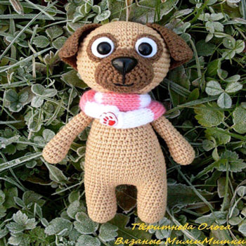 Free amigurumi patterns ( crochet toy patterns ) - Mindy