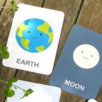 Nyelvtanító szókártyák gyerekeknek (angol,francia,holland)
