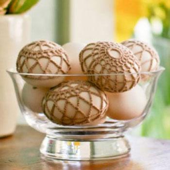 Horgolt húsvéti tojás ruhák