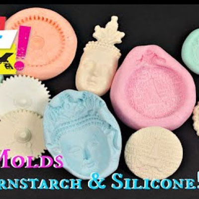 How to make your own silicone molds easily