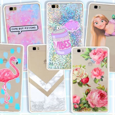 DIY Personalized mobile phone cases with a plastic case