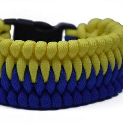 Make the Cetus Trilobite Paracord Survival Bracelet DIYg - BoredParacord.com