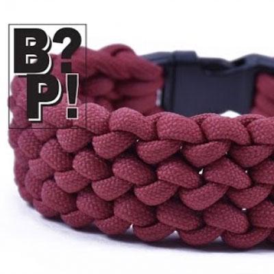 DIY Conquistador paracord bracelet