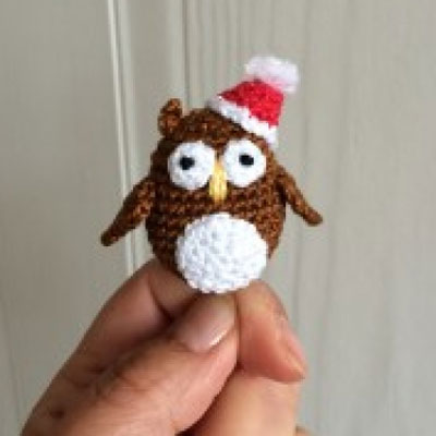 Amigurumi Crochet Owl Free Patterns Instructions | 400x400