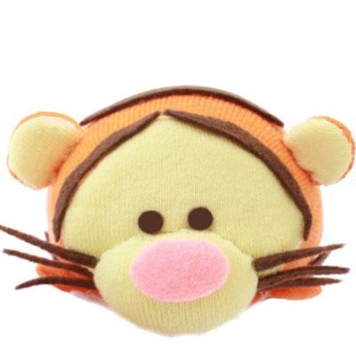 DIY Tigger tsum-tsum sock plush - sock toy making (video tutorial)