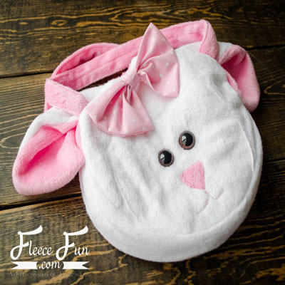 Adorable sheep purse for kids ( free sewing pattern & tutorial )