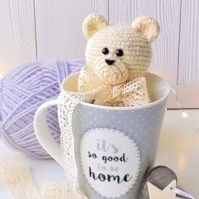 Easy Crochet Flower Tutorials - Learn to Crochet - Crochet Kingdom | 400x400