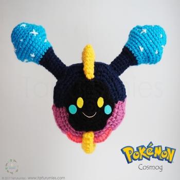 Amigurumi Pokémons: Cosmog (free amigurumi pattern)