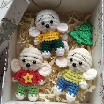 Free Tooth Fairy Crochet Pattern | Crochet dolls, Free crochet ... | 350x350