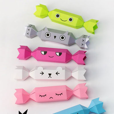 Cute and funny christmas crackers