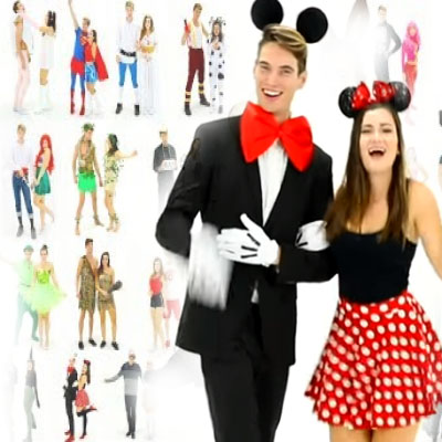 30 Last-minute couple costume ideas ( Halloween costume ideas )