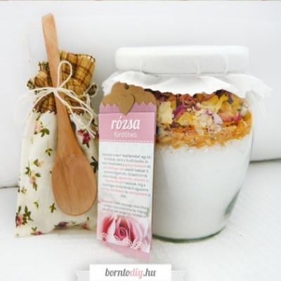 DIY Bath tea - all natural skin care (bath tea recipe)