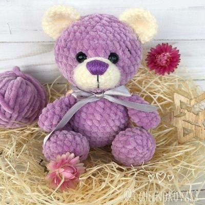 Amigurumi Honey Teddy Bear Couple [Free Crochet Pattern] - The ...   400x400