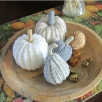 Crochet pumpkins ( free Hungarian patterns )