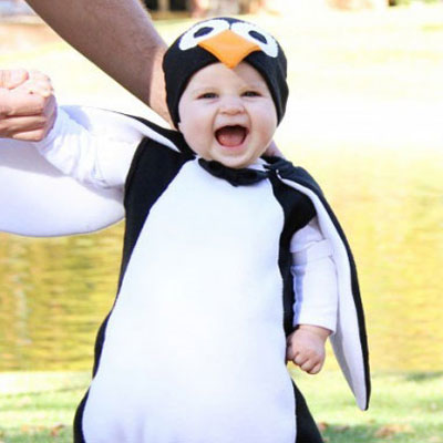 Penguin halloween costume (from Mary Poppins)