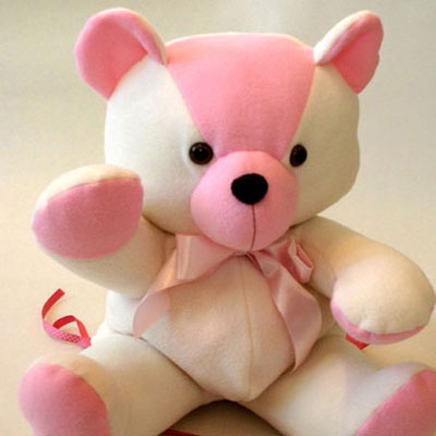 Adorable teddy bear (with sewing pattern)